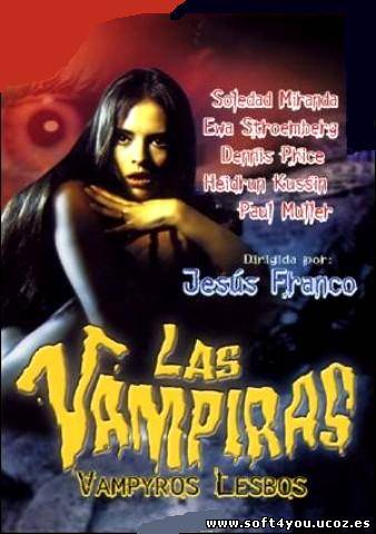 Смотреть онлайн фильм Вампирши-лесбиянки (1971) / Vampyros Lesbos.